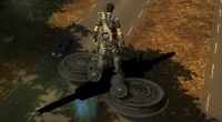 Just Cause 2 — Jet Flying Board