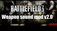 GTA IV — Battlefield 3 Weapon Sound Mod — v2.0