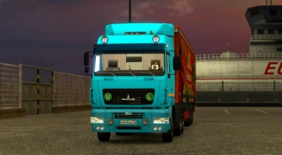 ETS 2 — МАЗ-5440А9