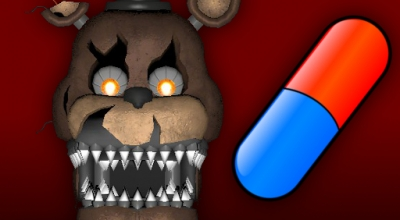 Five Nights at Freddy's 4 Pill Pack
