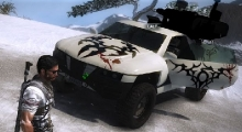 Just Cause 2 — Машина «Apocalypse Hedge»