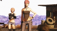 Fallout NV — Outfits for Alice Type 3