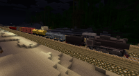 Minecraft 1.6.4 — Traincraft (Клиент / Сервер)