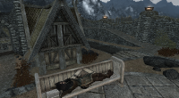 Skyrim — Простые действия / Simple Actions — The floor is as good a place to sleep as any