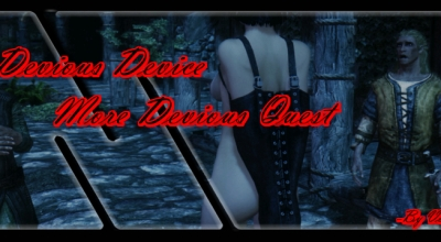 Skyrim — DeviousDevice — More Devious Quest (Слухи)