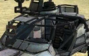 Car from Borderlands 2