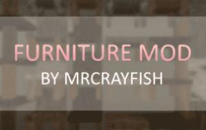 Minecraft — MrCrayfish's Furniture Mod (Мебель) для 1.14.3 | Minecraft моды