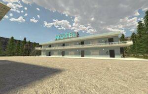 gm_motel [Garry's Mod] | Garrys mod моды