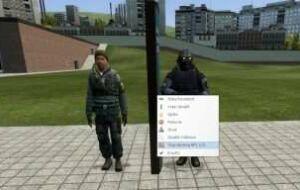 NPC tools 2 — инструменты для работы с NPC | Garrys mod моды