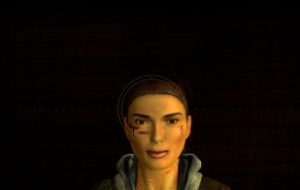 [Half-Life 2] Alyx Vance HD Retexture | Half-Life 2 моды