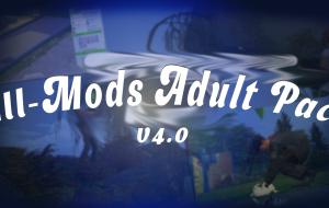[v4.0.1] Sims 4 — Сборка «All-Mods Для взрослых» (для версии 1.80.xx.xxxx)