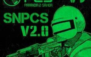 VJ] Paranoia 2 Savior   Pre-Release   Garrys mod моды