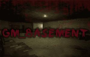 Garry's mod — Карта gm_basement — Жуткий подвал [Sandbox] | Garrys mod моды