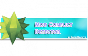 The Sims 4 Mod Conflict Detector 2.2.300.0 | The Sims 4 моды