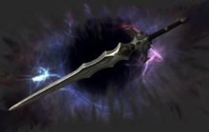Двуручный меч Фарит | Skyrim моды