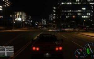 GTA 5 — Need for Speed Underground Speedometer   GTA 5 моды