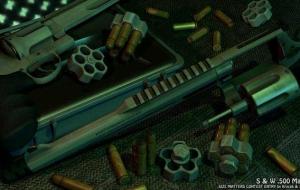 Left 4 Dead 2 — новая модель оружия – Smith & Wesson 500
