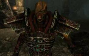 Skyrim — Nemesis — Немезида (Новый монстр) | Skyrim моды