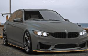BMW M3 (F80) 2015   GTA 5 моды