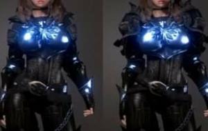 Dark Crusader — Темный Крестоносец | Skyrim моды
