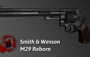 Left 4 Dead 2 — новая модель оружия — Smith & Wesson Model 29 | Left 4 Dead 2 моды