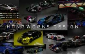 [SRR GTE], [Simfphys], [LW] Pack cars by Russiandanila1 (UPGRADE 1) | Garrys mod моды