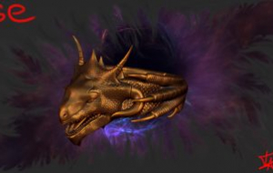 SSE Кольцо Дракона | Skyrim Special Edition моды