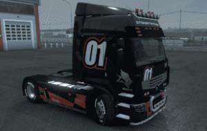 Sond Renault Premium | ETS2 моды