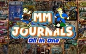 MM JOURNALS   Fallout 4 моды