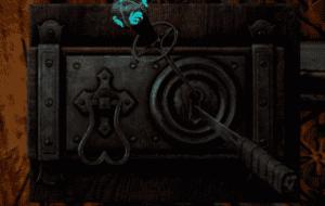 Реплейсер интерфейса взлома замков   Skyrim моды