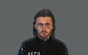 Митчел из Hunt Down The Freeman (Playermodel)