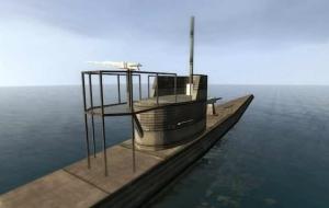 [Garry's mod] gm_submarine | Garrys mod моды
