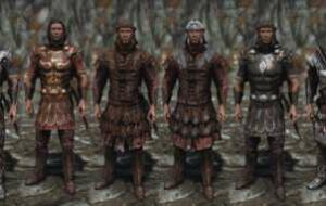 HD Имперская броня и Оружие | Skyrim моды