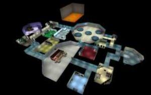 Карта The Skeld из Among Us TTT | Garrys mod моды