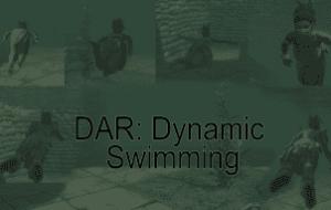 Skyrim — Dynamic Swimming | Skyrim моды