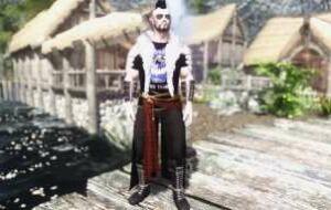 Skyrim — Heavy Metal Man | Skyrim моды