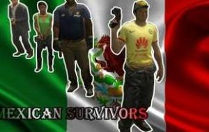 Left 4 Dead 2 — Оригинальные выжившие из Left 4 Dead 2 в мексиканском стиле