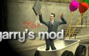 Garry's Mod 13 — Контент из игр (текстуры и карты)