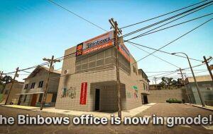 Офис Bindows [Garry's Mod] | Garrys mod моды