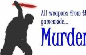 Murder Weapons | Garrys mod моды