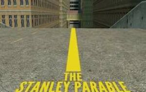 The Stanley Parable Adventure Line