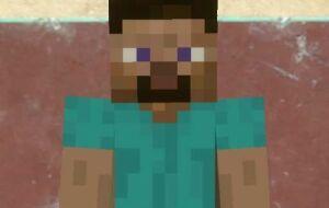 Minecraft Steve [Custom PM] | Garrys mod моды