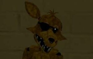 (fnaf help wanted) 4 рэгдолла фокси