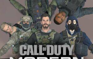 COD MW: Playermodel pack | Garrys mod моды