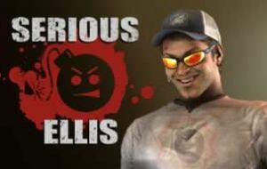Left 4 Dead 2 — Крутой Эллис/Serious Ellis | Left 4 Dead 2 моды