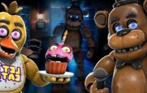 Five Nights at Freddy's AR: Special Delivery — Рэгдолл аниматроников (1 часть)