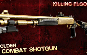 Left 4 Dead 2 — новые модели оружия — Benelli M4 Super 90