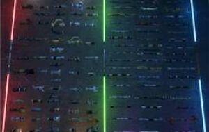 SWTOR: Lightsaber Pack