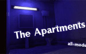 Garry's mod — Карта The Apartments | Garrys mod моды