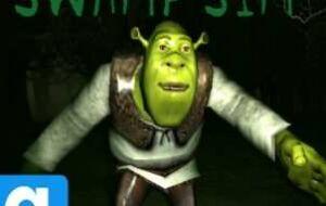 Swamp Sim Shrek Nextbot